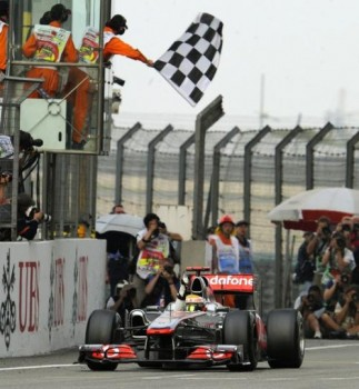 Lewis Hamilton wins the 2011 German Grand Prix