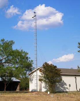 Speed City Cam tower, just east of COTA
