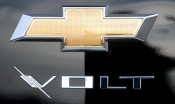 Chevy Volt logo bling