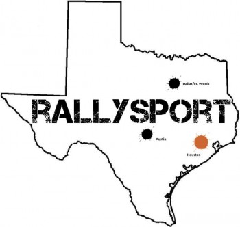 TexasRallySport - map logo