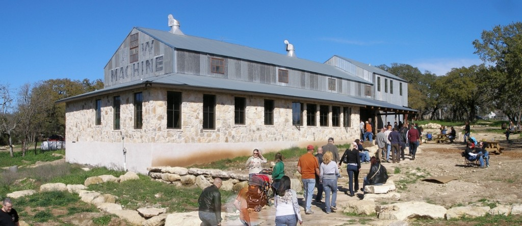 The Jester King Brew House, visited by Tejas Miatas - 25-FEB-2012