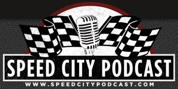 Speed City Podcast logo