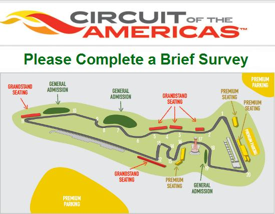 CoTA - Please Complete a Brief Survey