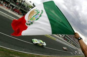 2005 NASCAR Busch Series race in Mexico City