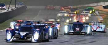 ALMS racing action, soon to arrive in South-Central Texas at CoTA!