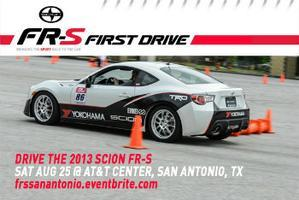 Scion FR-S First Drive event teaser - Sam Antonio, Texas on August 25, 2012