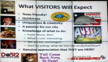 Austin Fan Fest 2012 (7) - What VISITORS WIll Expect