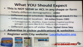 Austin Fan Fest 2012 (8) - What YOU Should Expect