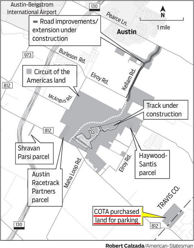 CoTA Area Investment Properties in Development