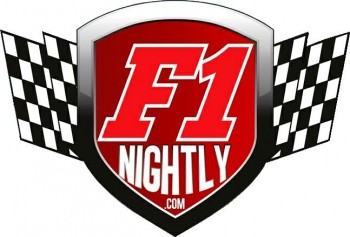 F1Nightly.com shield logo