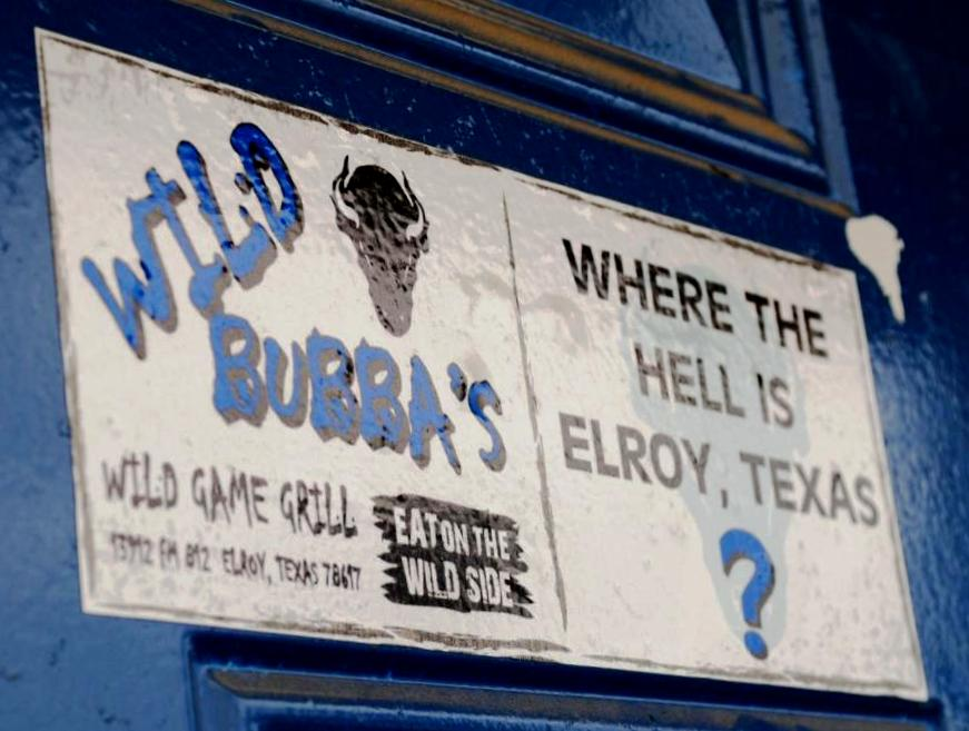 Where the Hell is Elroy, Texas?