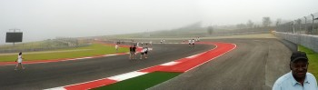 2012 Formula Run at CoTA, Turns 7 & 8...