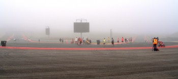 2012 Formula Run at CoTA, viewing the apex of Turn 11...