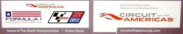 Circuit of The Americas - Home of The World Championships