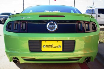 Eric's new Ford Mustang 5.0, & the last you'll see of the Mac Haik name...