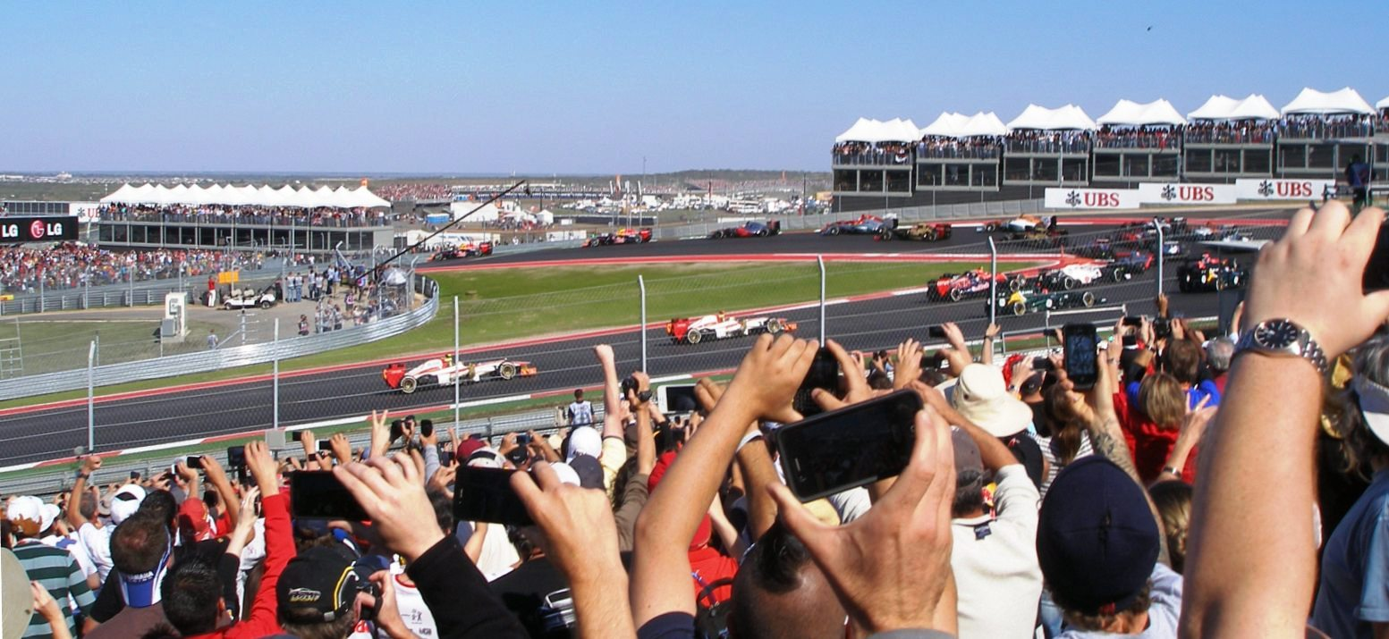 Circuit Of The Americas Racing Ready The Amateur Racing