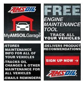 Welcome To MyAMSOILGarage™