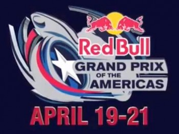 Red Bull Grand Prix of the Americas logo