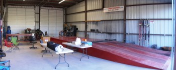 Lone Star Dyno interior before the BEGi event