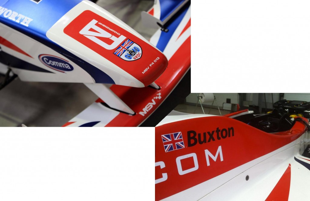 Will Buxton's F4 'slicks & wings' ride to Formula learning glory