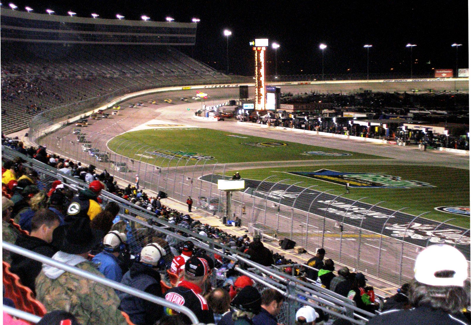 who won the truck race at texas motor sdway impremedia net
